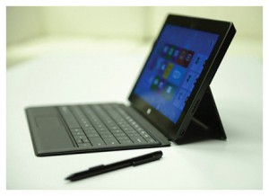 microsoft surface pro and electronic medical records